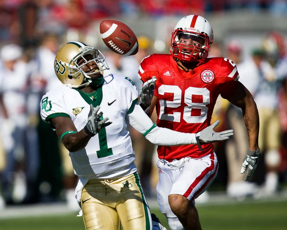 20081025_NCAA_Football_Baylor_Nebraska_Kendall_Wright