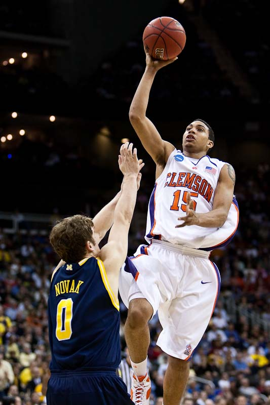 20090319_NCAA_Basketball_Michigan_Clemson_David_Potter