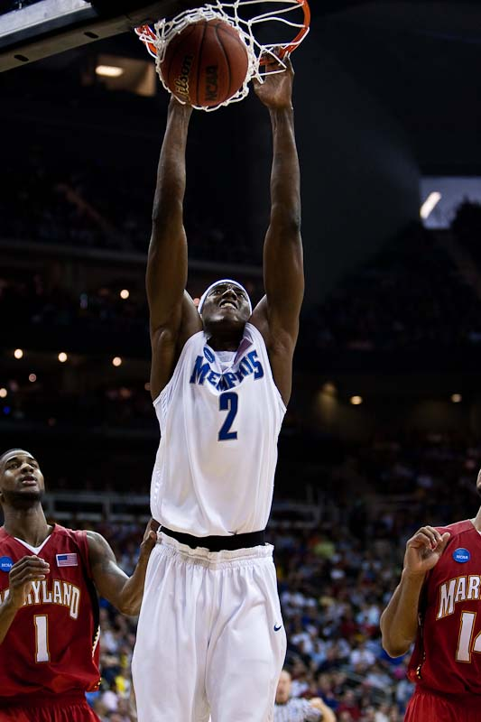 20090321_NCAA_Basketball_Maryland_Memphis_Robert_Dozier