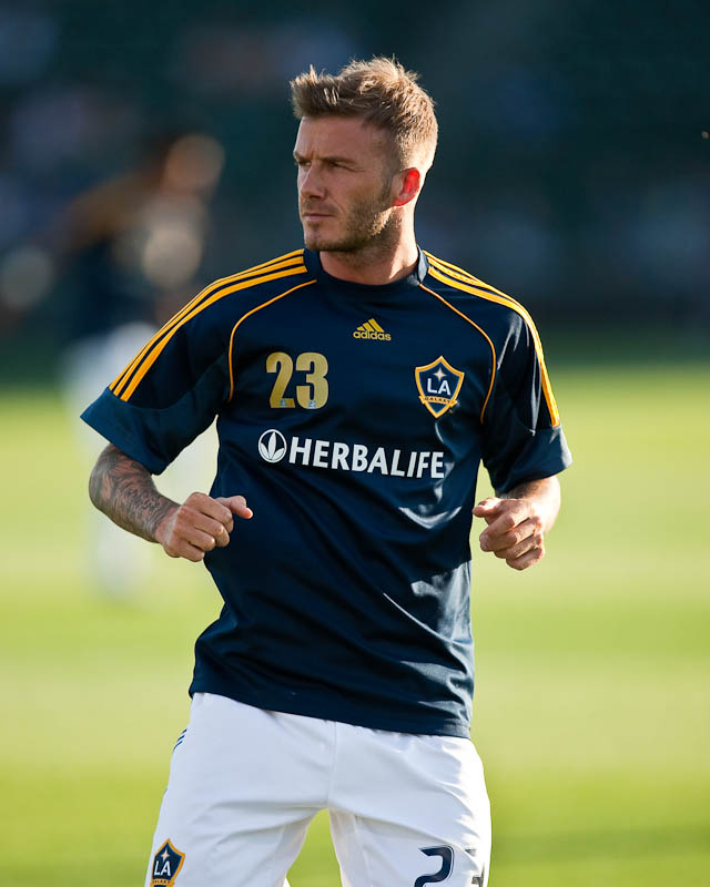 20090725_MLS_Soccer_Galaxy_Wizards_David_Beckham_6