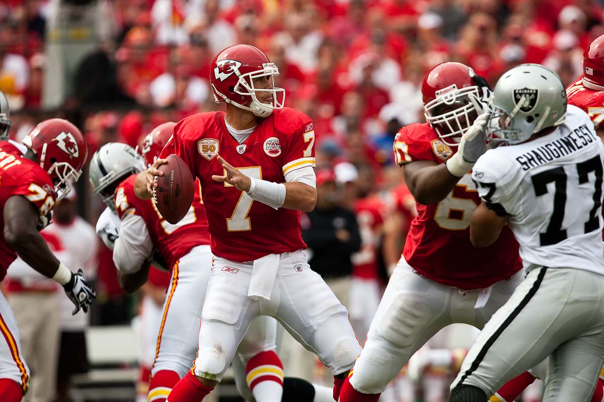 20090920_NFL_Football_Raiders_Chiefs_Matt_Cassel