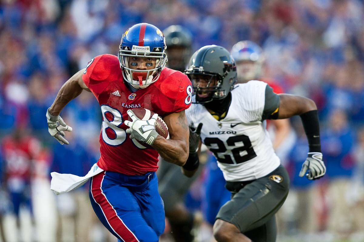 20091128_NCAA_Football_Missouri_Kansas_Dezmon_Briscoe