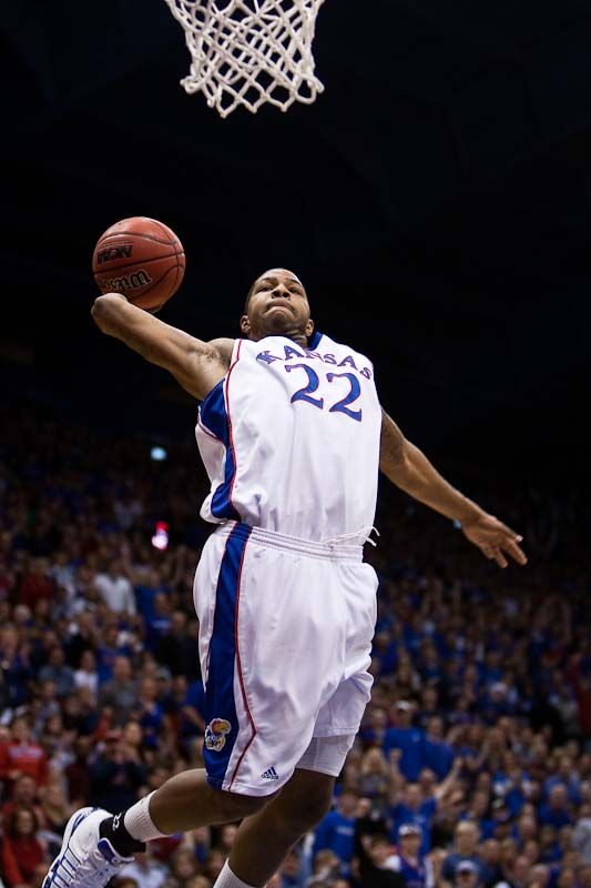 20100116_NCAA_Basketball_Texas_Tech_Kansas_Marcus_Morris
